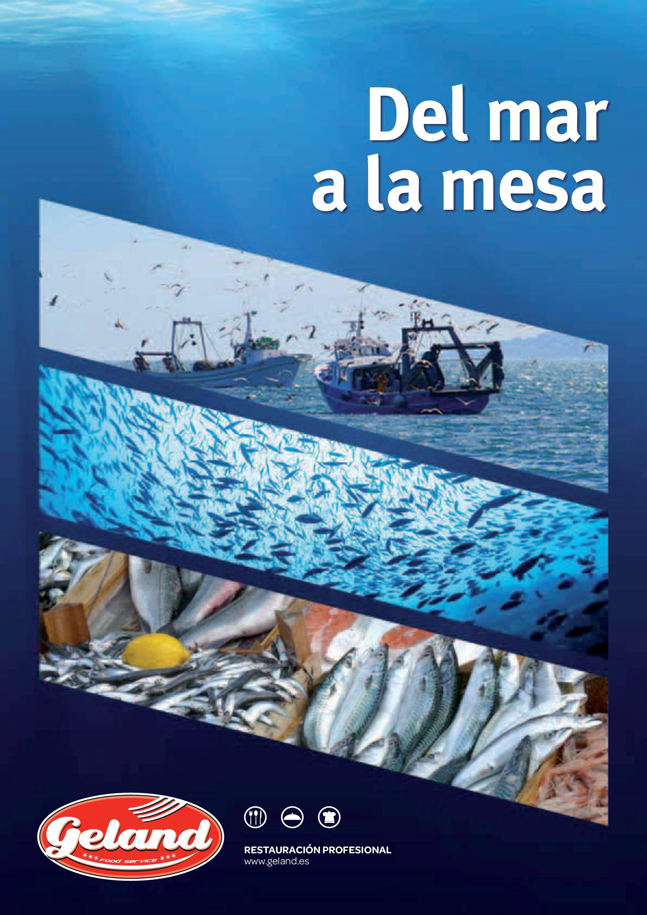 Gama Productos del Mar - Pag. 001