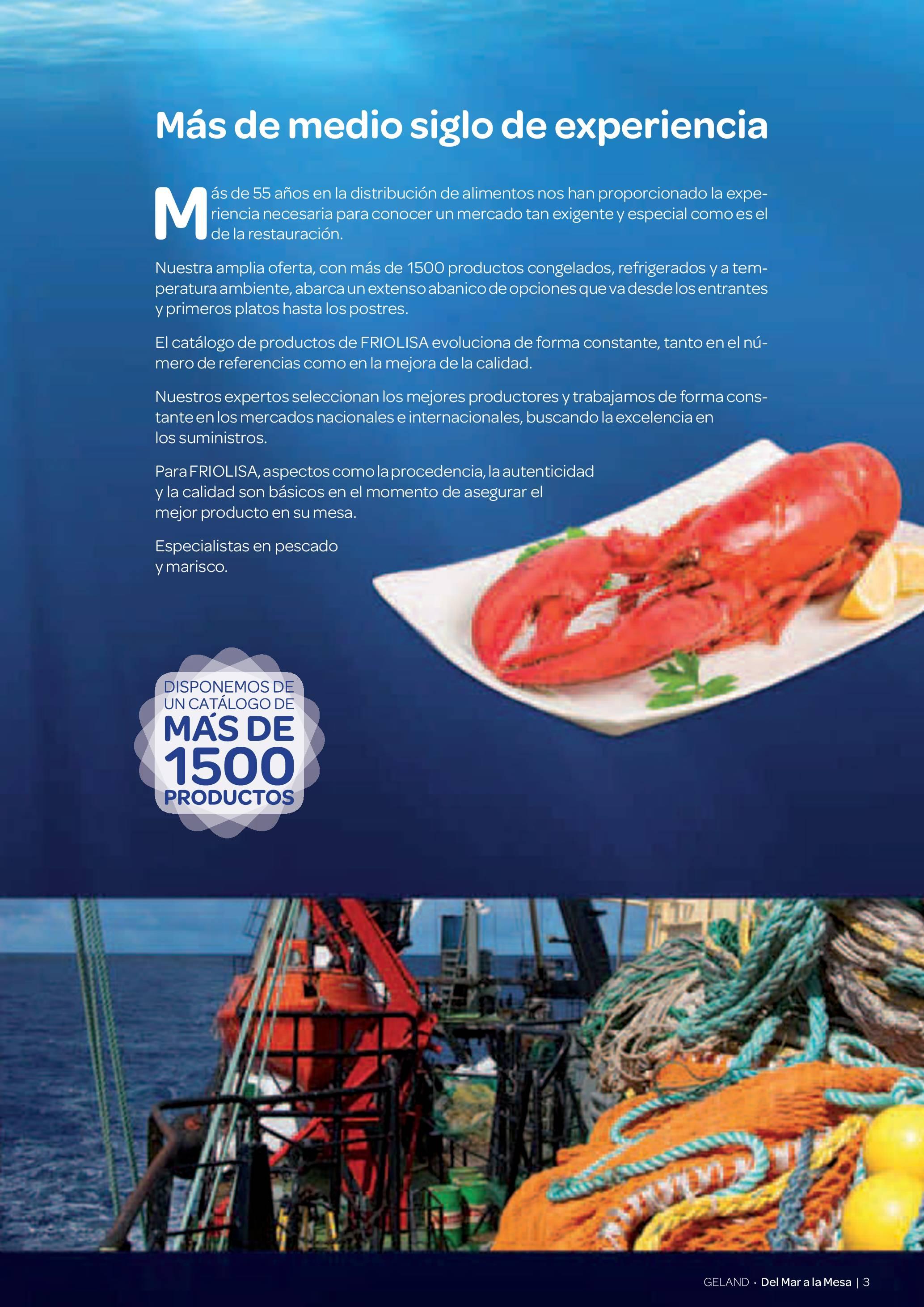 Gama Productos del Mar - Pag. 003