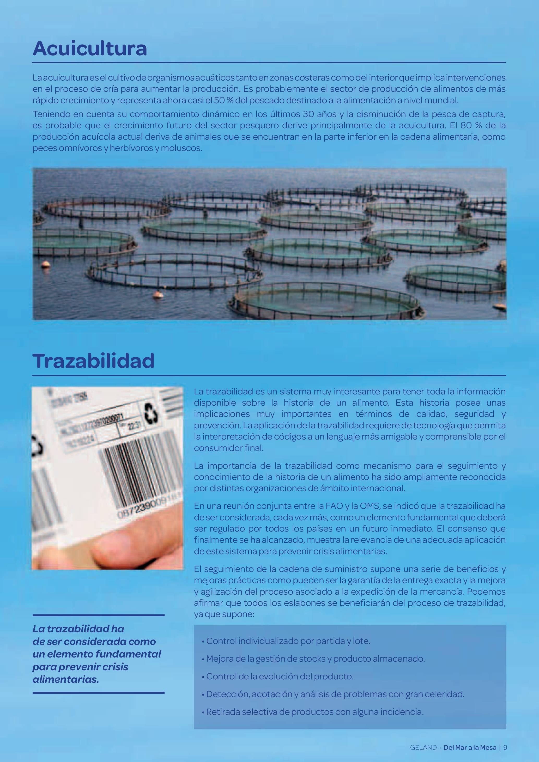 Gama Productos del Mar - Pag. 009