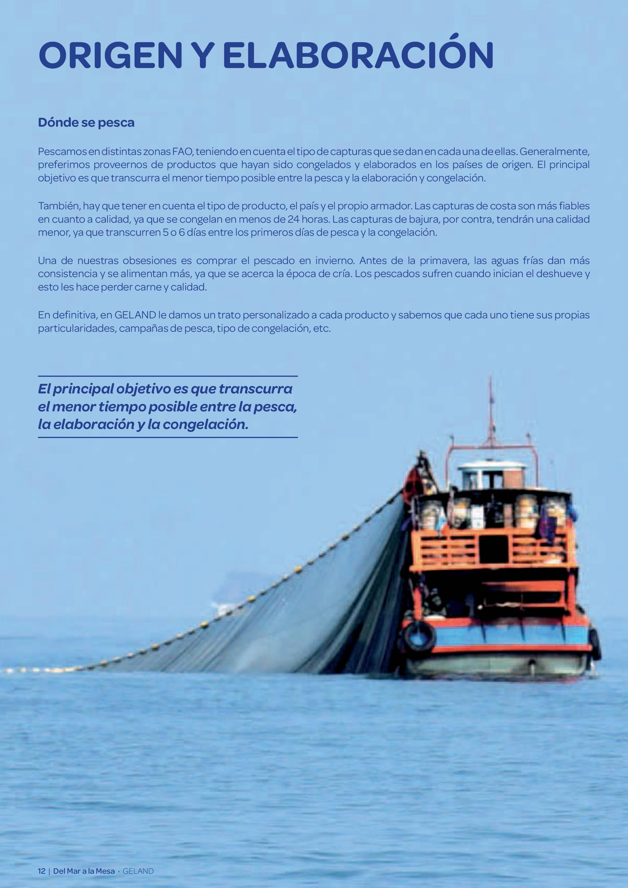 Gama Productos del Mar - Pag. 012