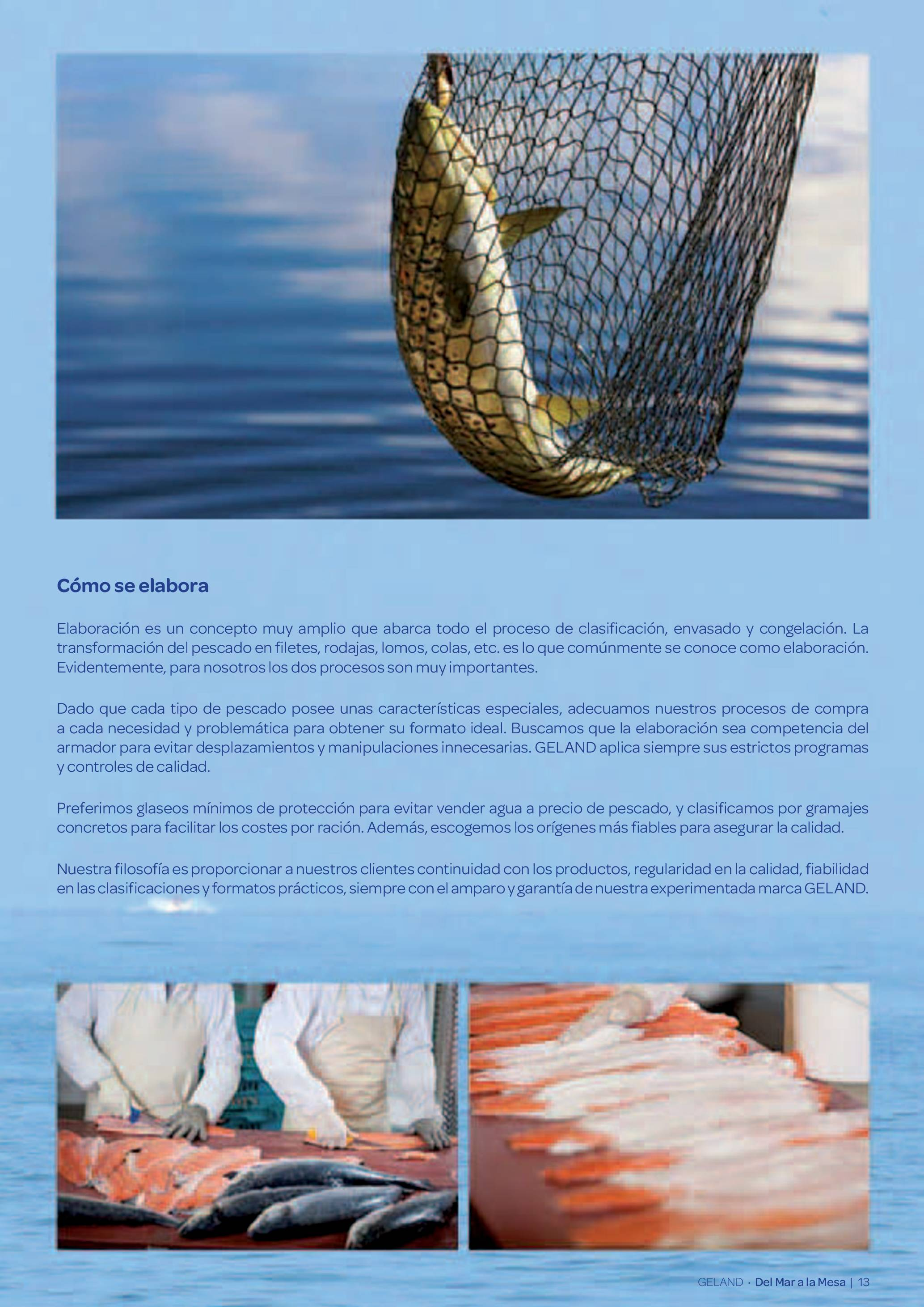 Gama Productos del Mar - Pag. 013
