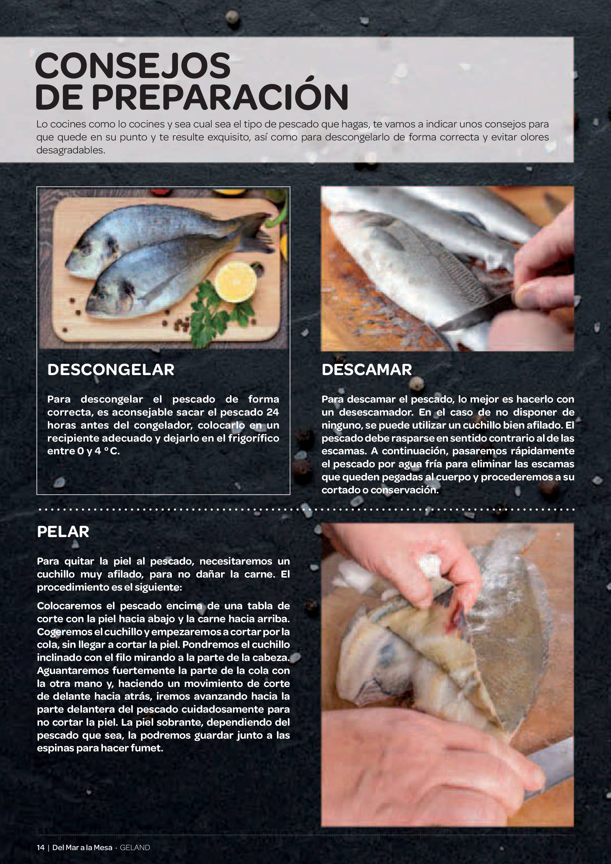 Gama Productos del Mar - Pag. 014