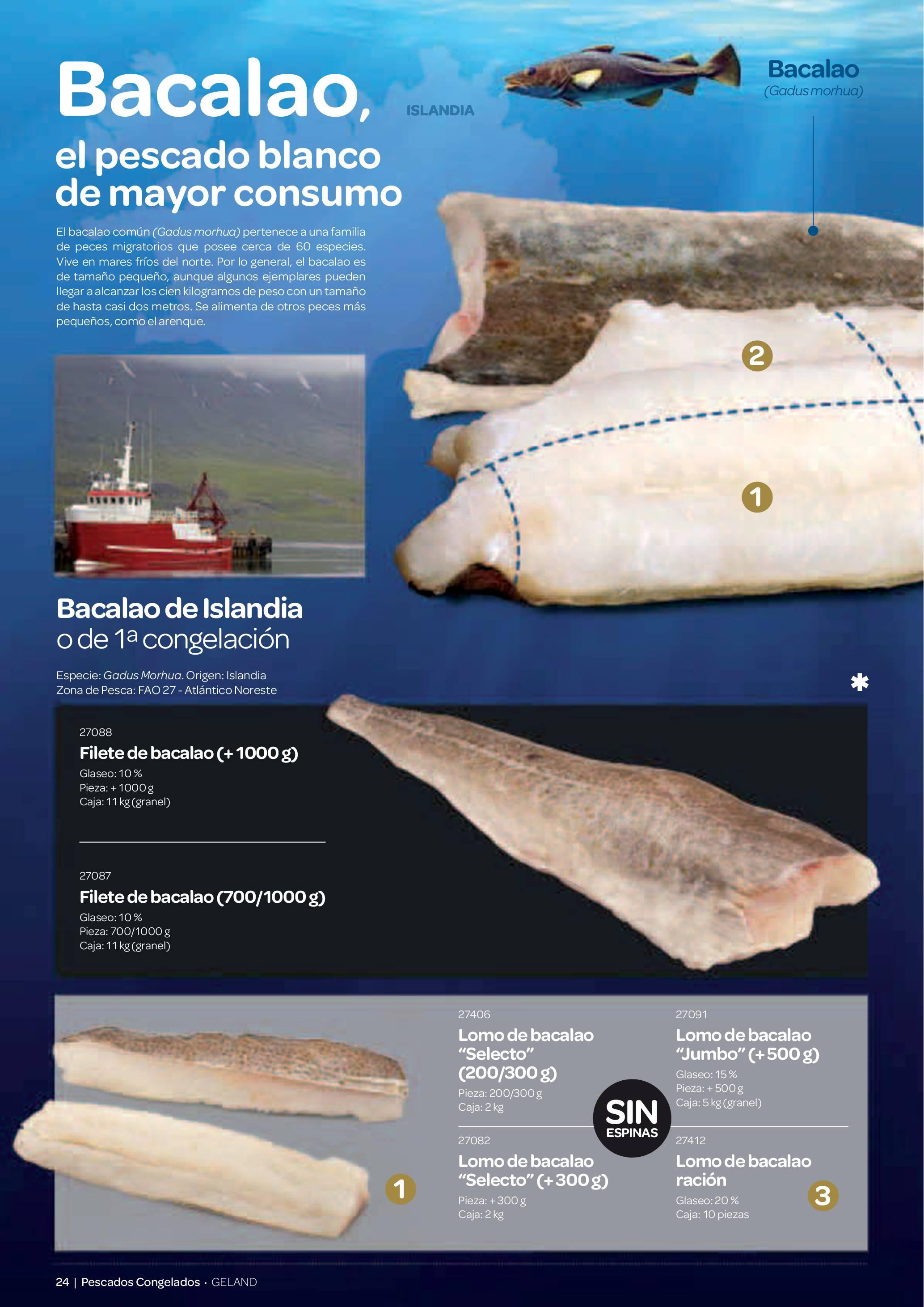 Gama Productos del Mar - Pag. 024