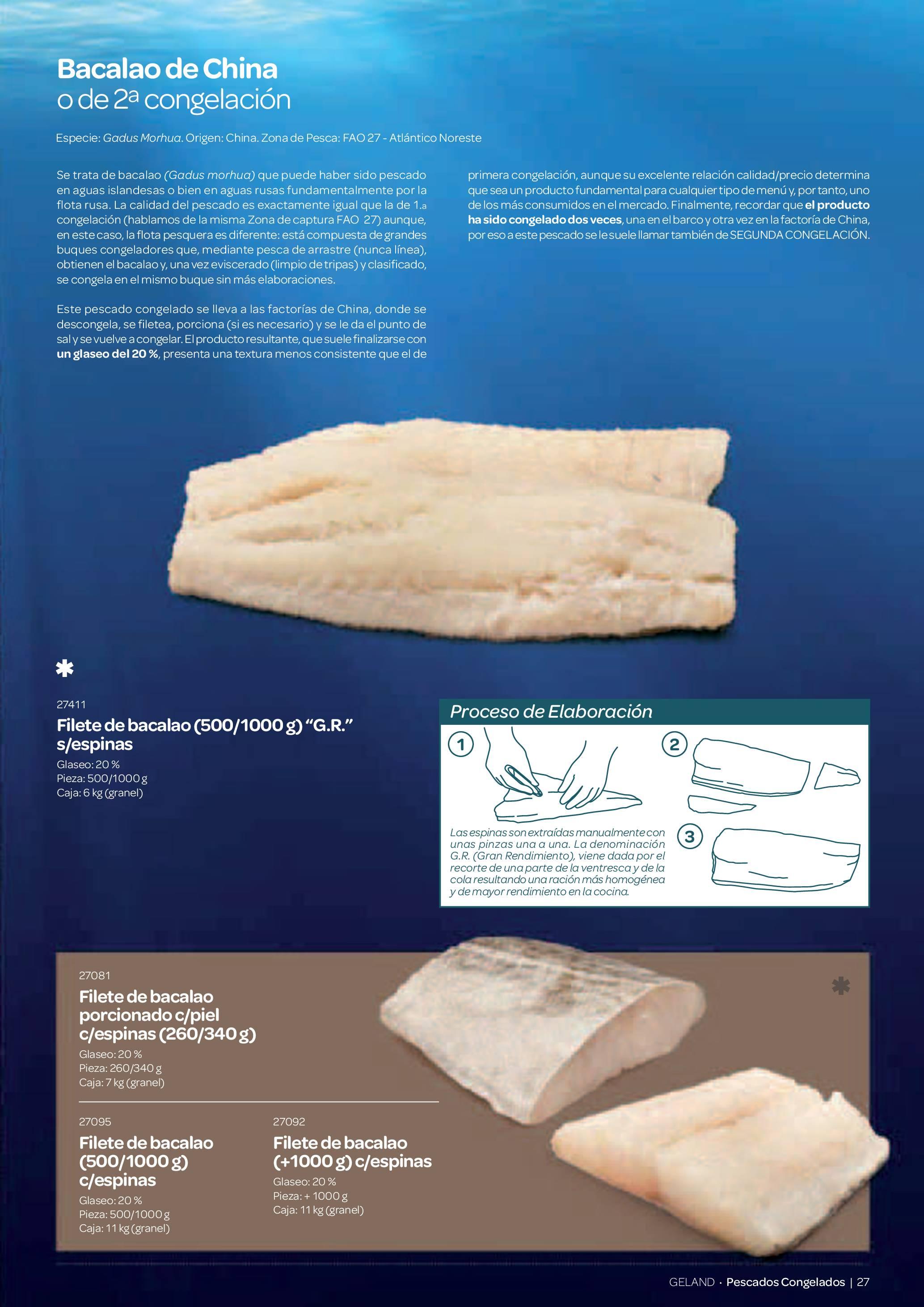 Gama Productos del Mar - Pag. 027