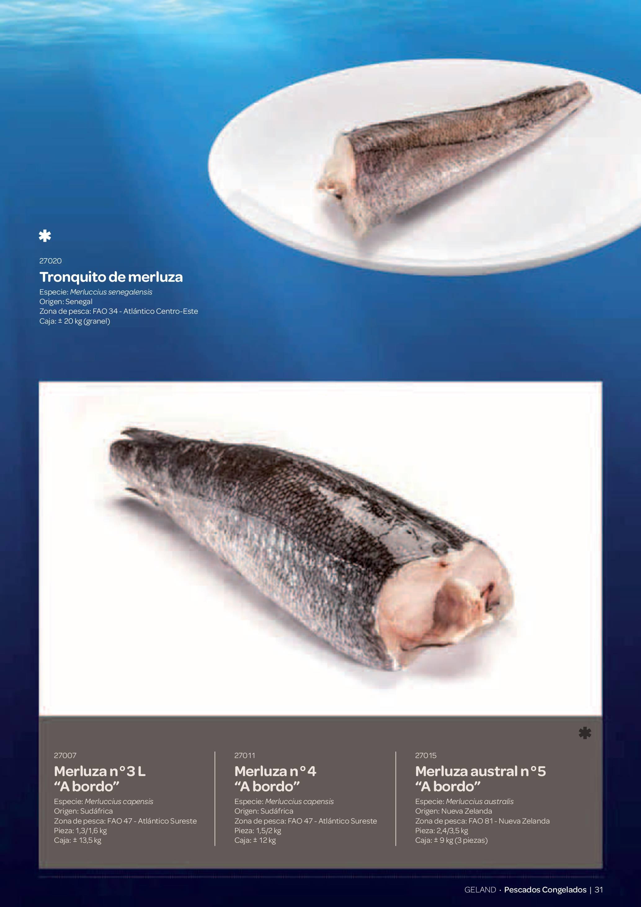 Gama Productos del Mar - Pag. 031