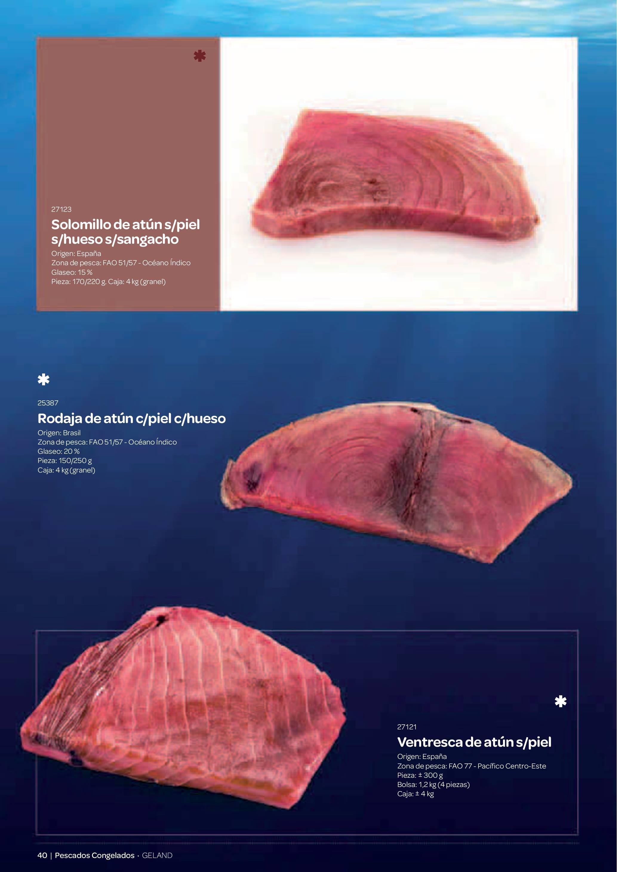 Gama Productos del Mar - Pag. 040