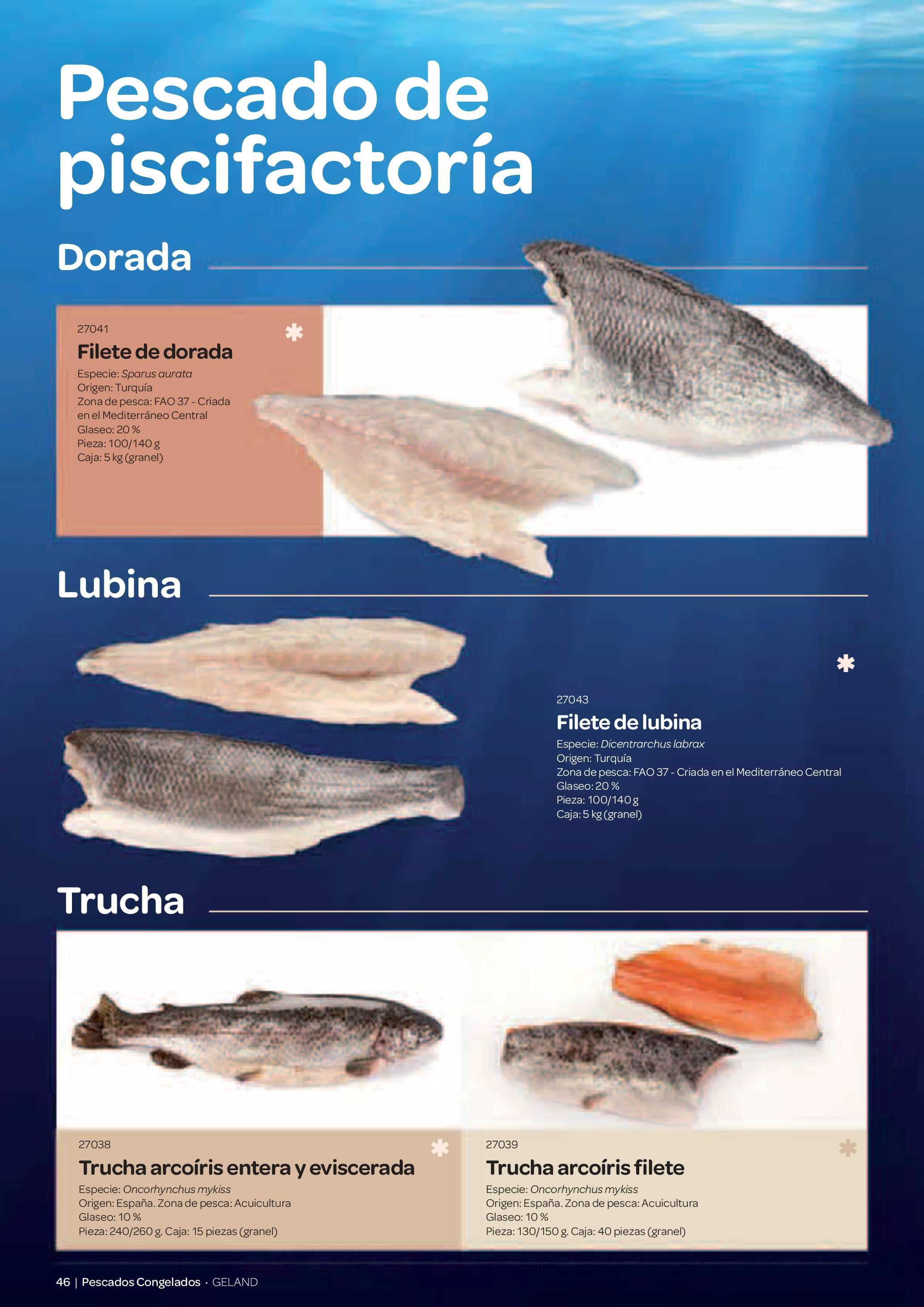Gama Productos del Mar - Pag. 046