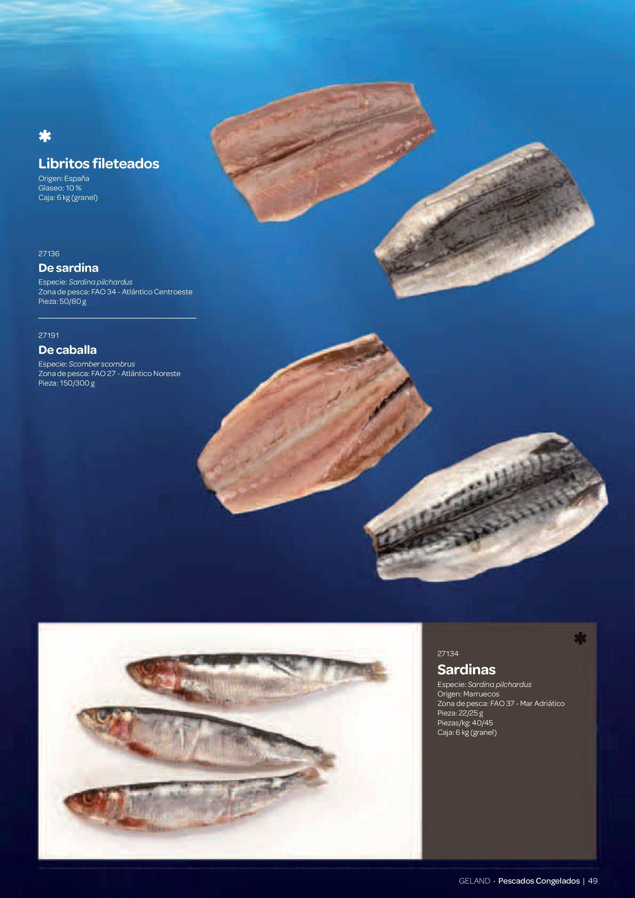 Gama Productos del Mar - Pag. 049
