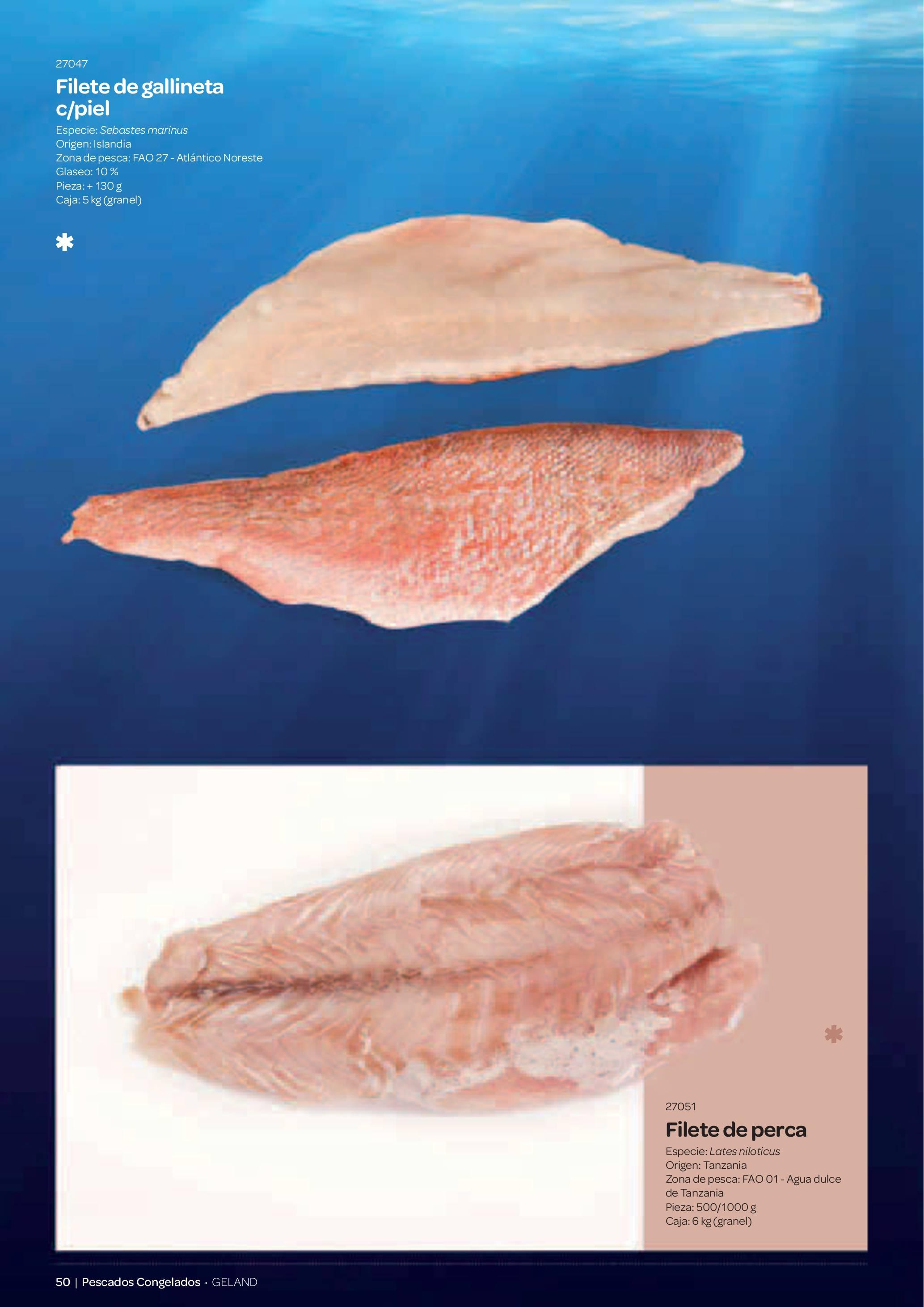 Gama Productos del Mar - Pag. 050