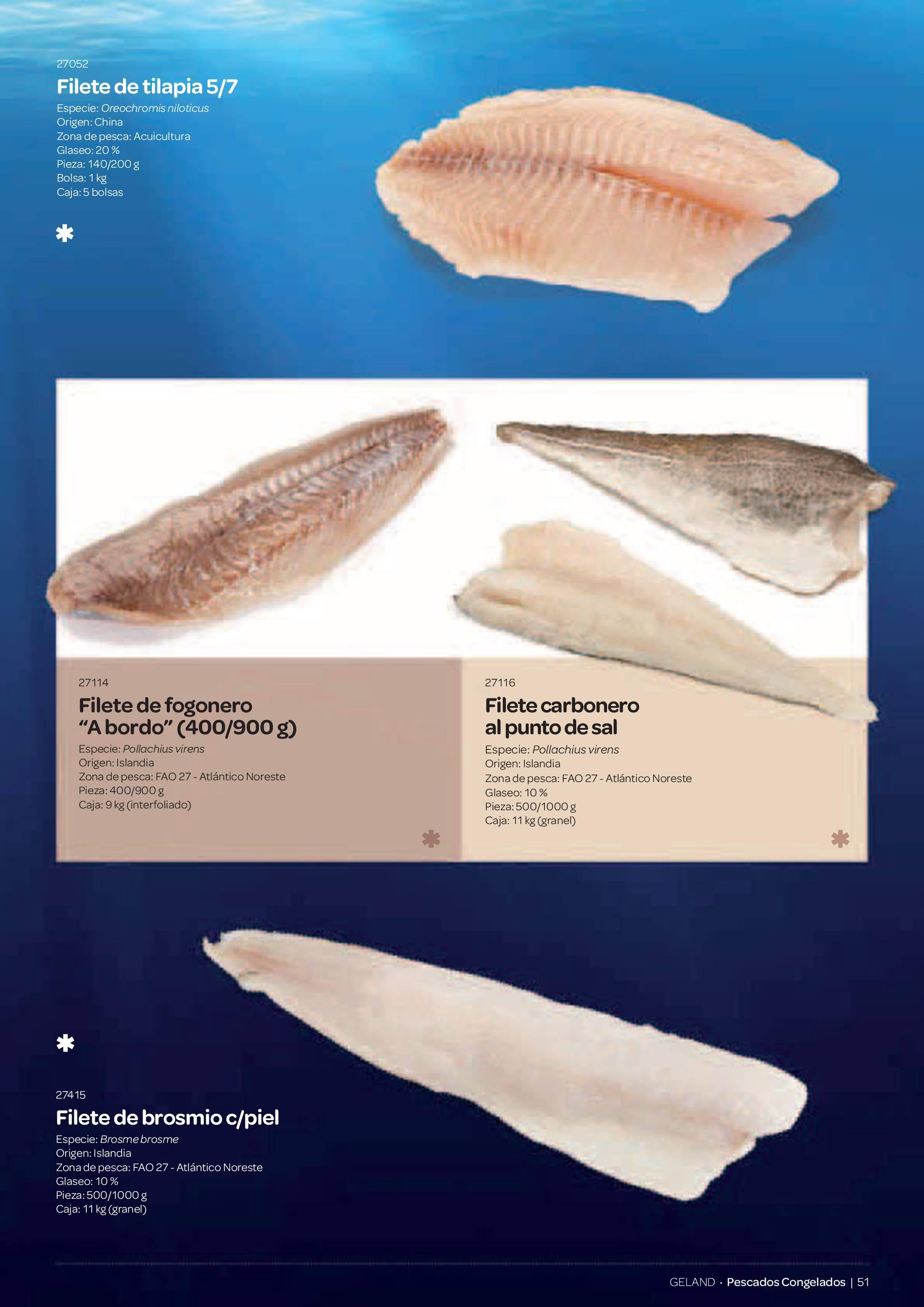 Gama Productos del Mar - Pag. 051