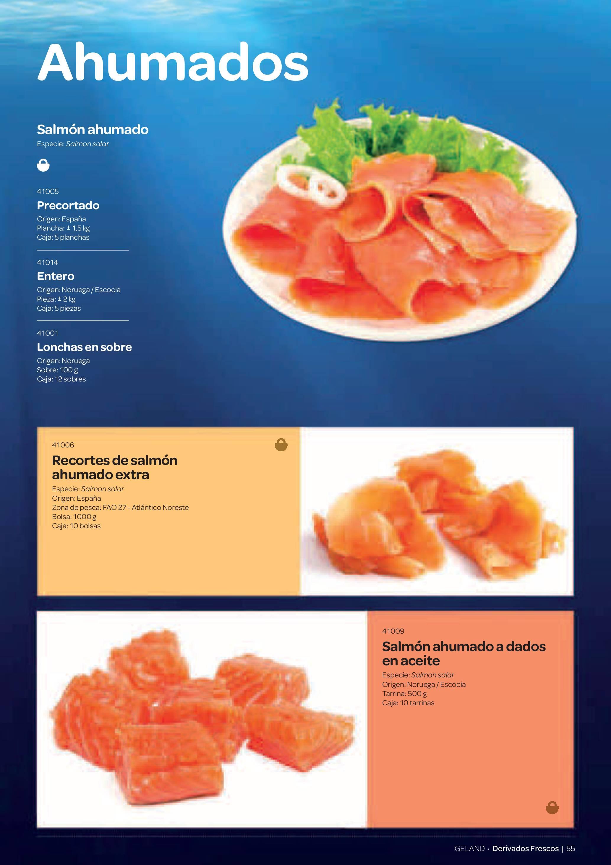 Gama Productos del Mar - Pag. 055