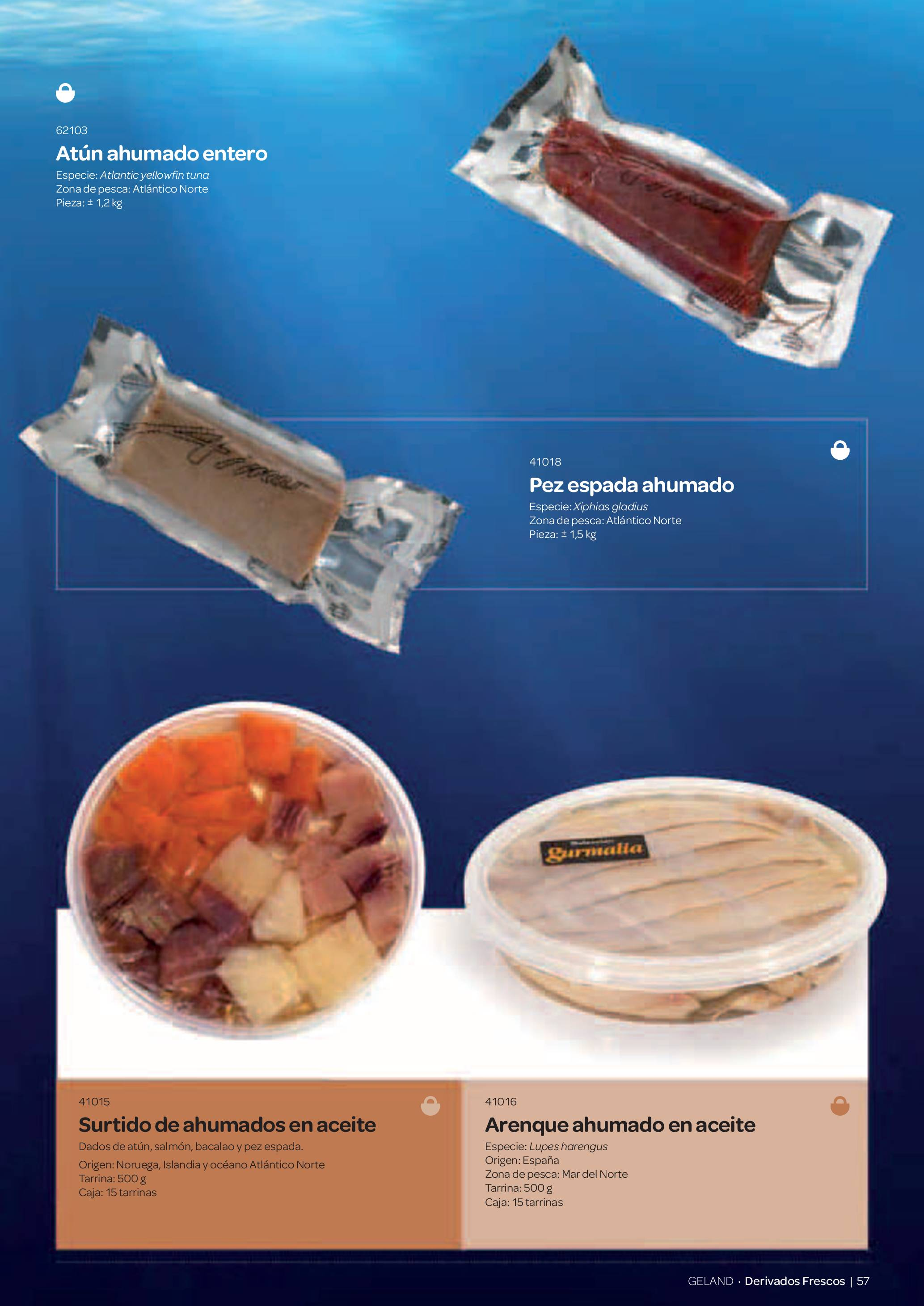 Gama Productos del Mar - Pag. 057