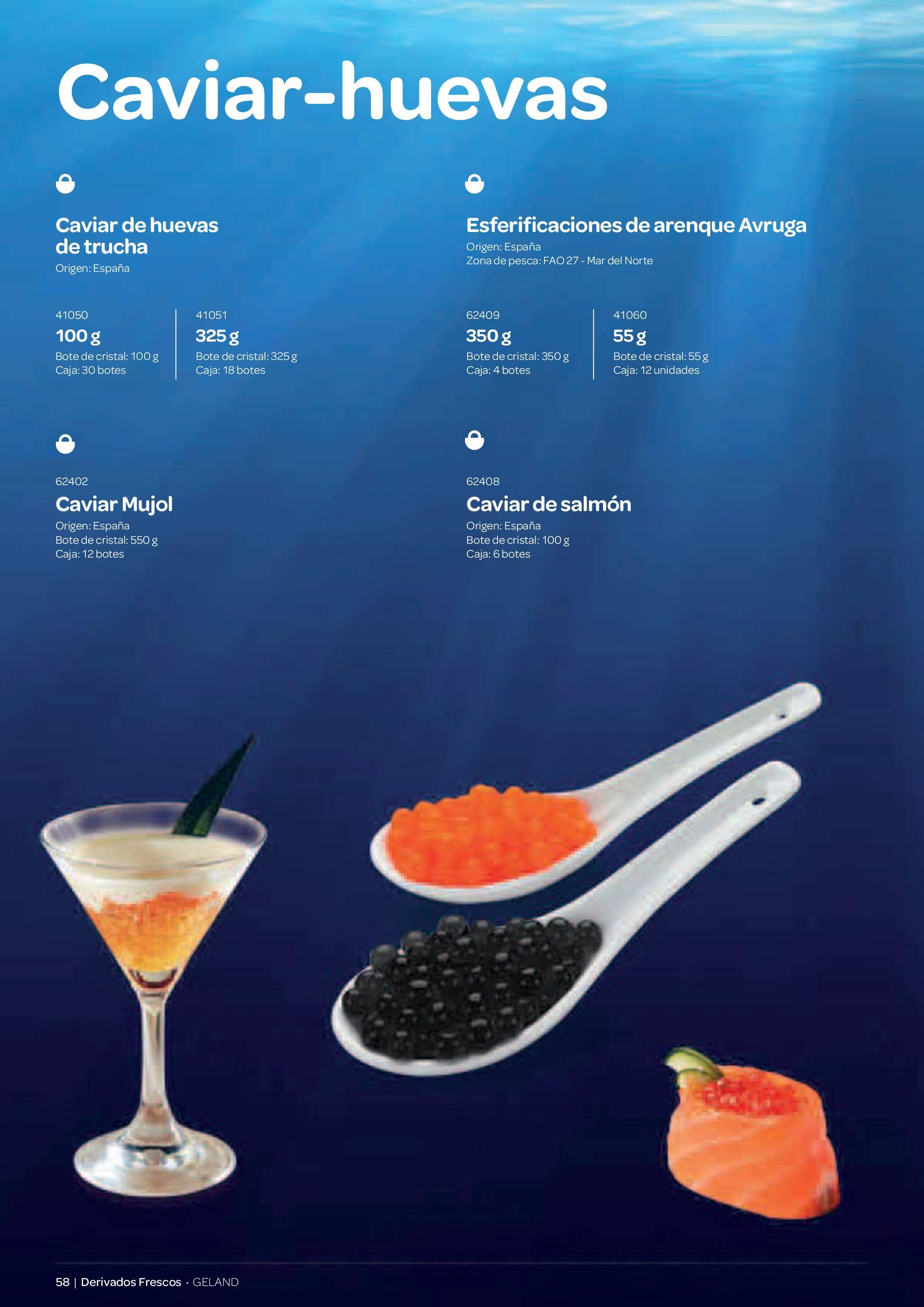 Gama Productos del Mar - Pag. 058