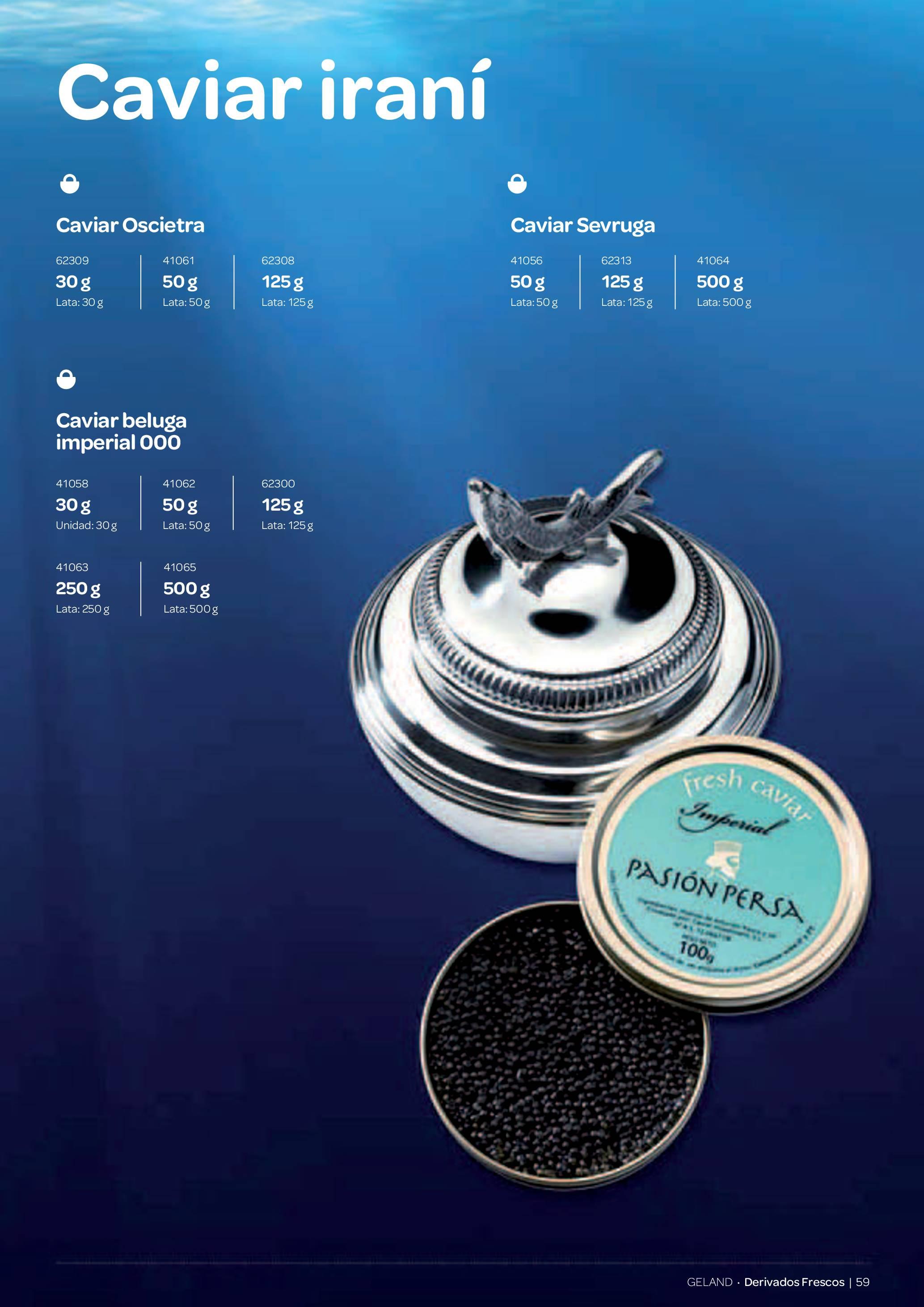 Gama Productos del Mar - Pag. 059