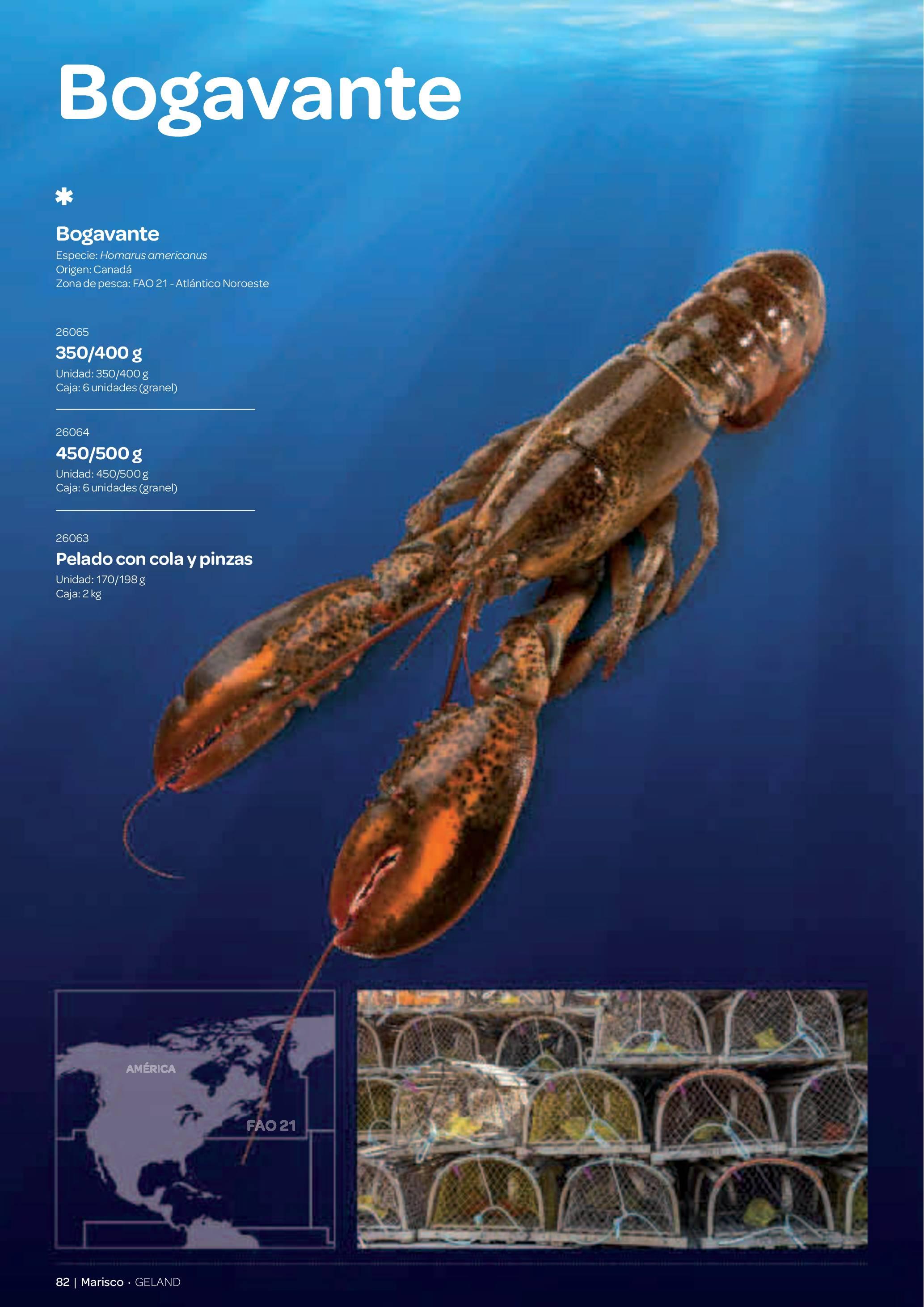 Gama Productos del Mar - Pag. 082