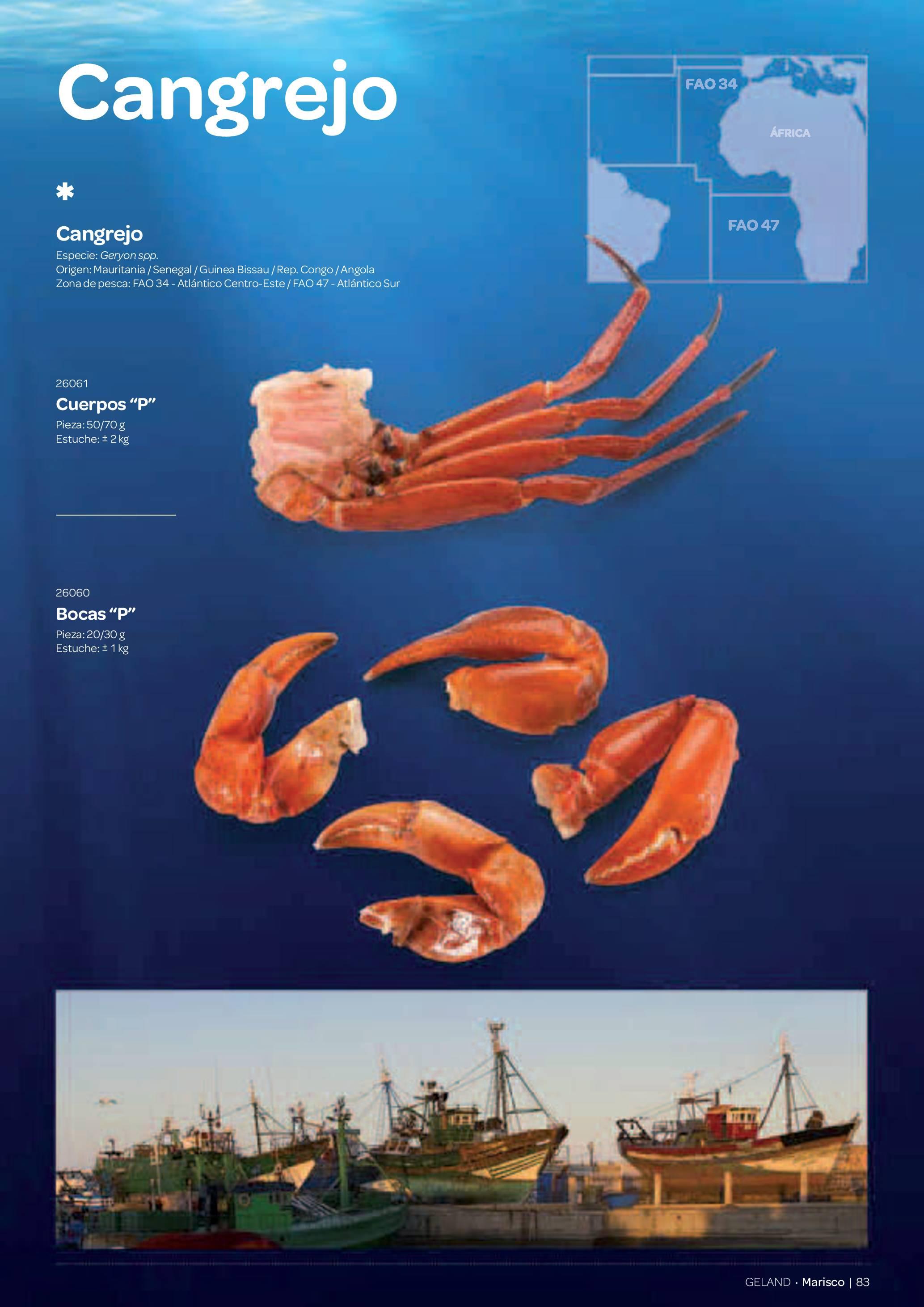 Gama Productos del Mar - Pag. 083