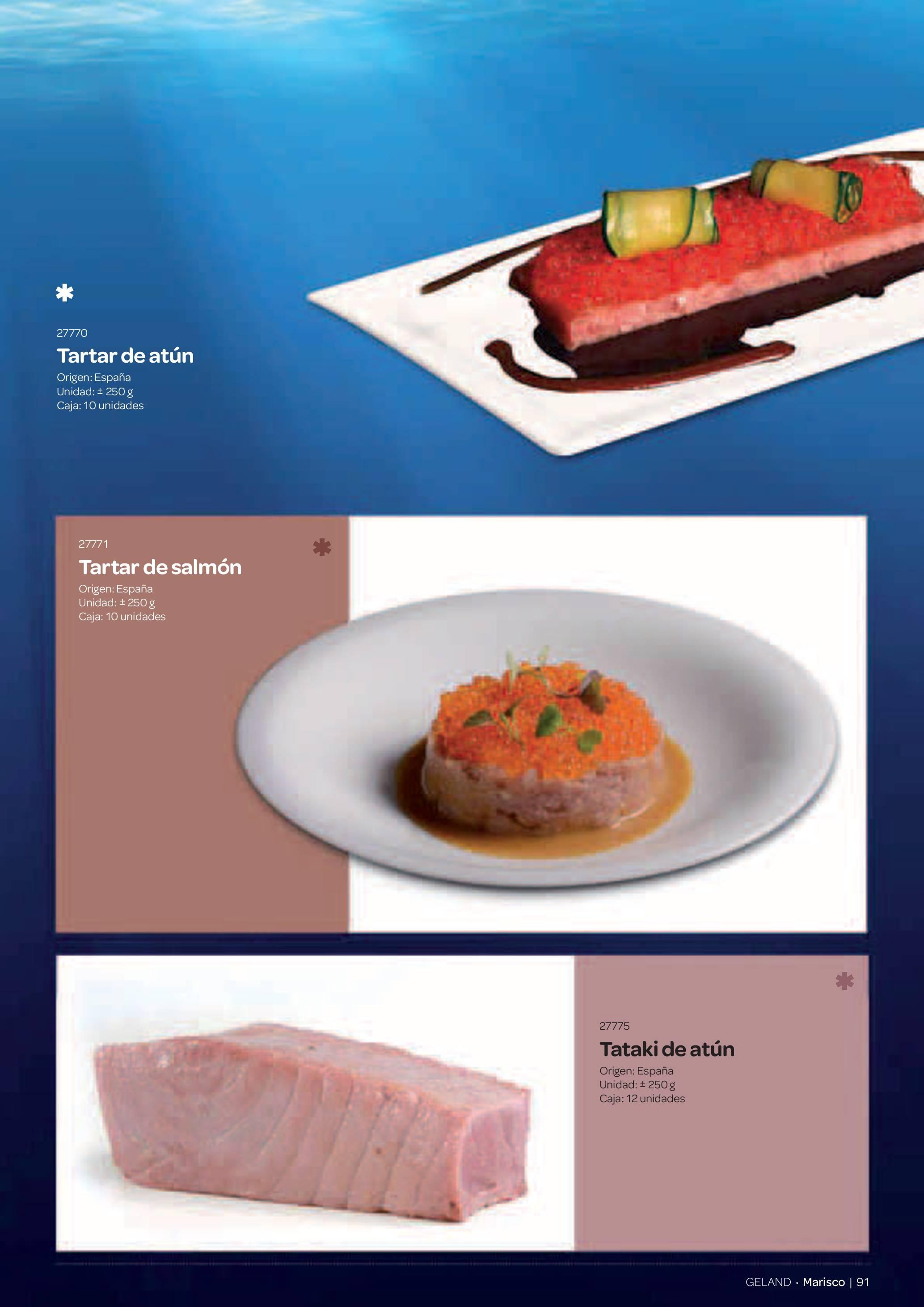 Gama Productos del Mar - Pag. 091