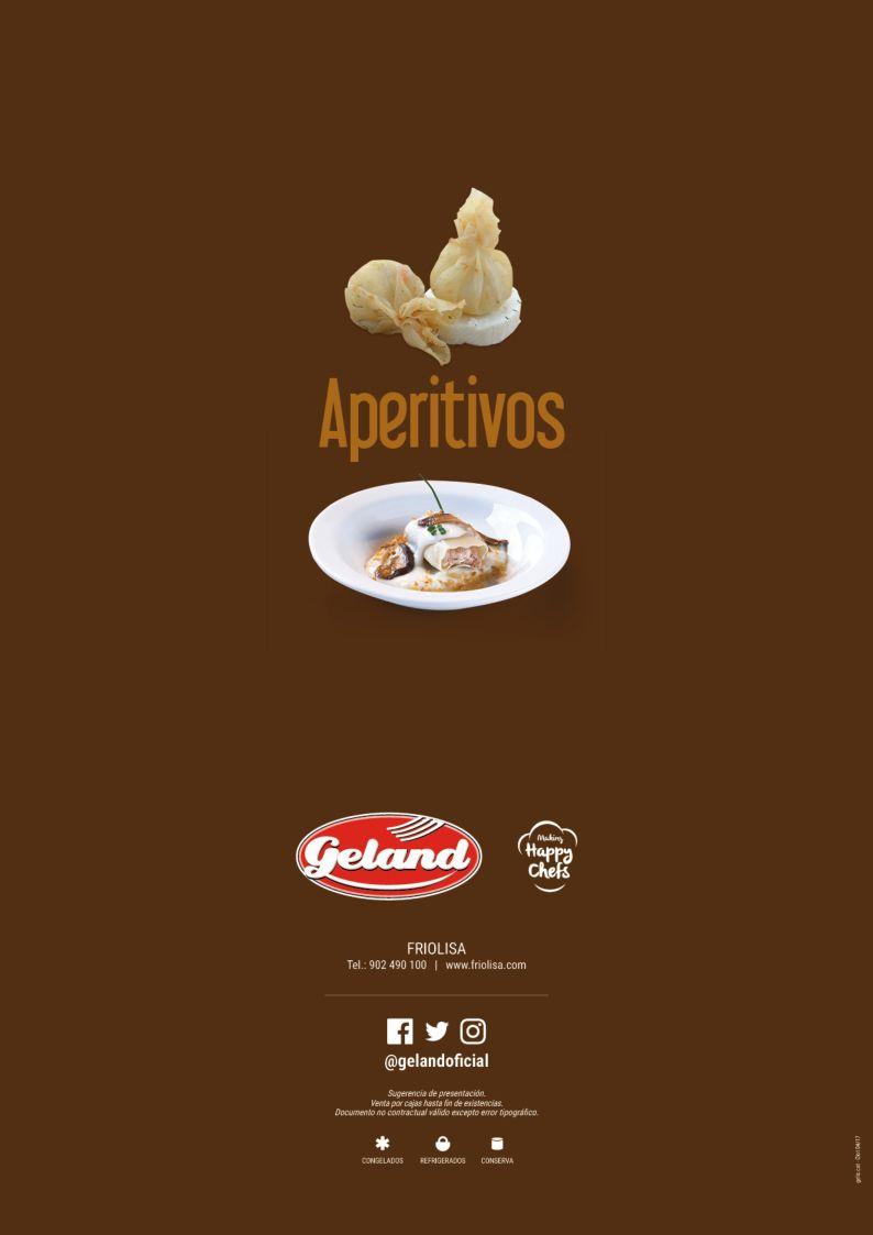 Gama Aperitivos - Pag. 040