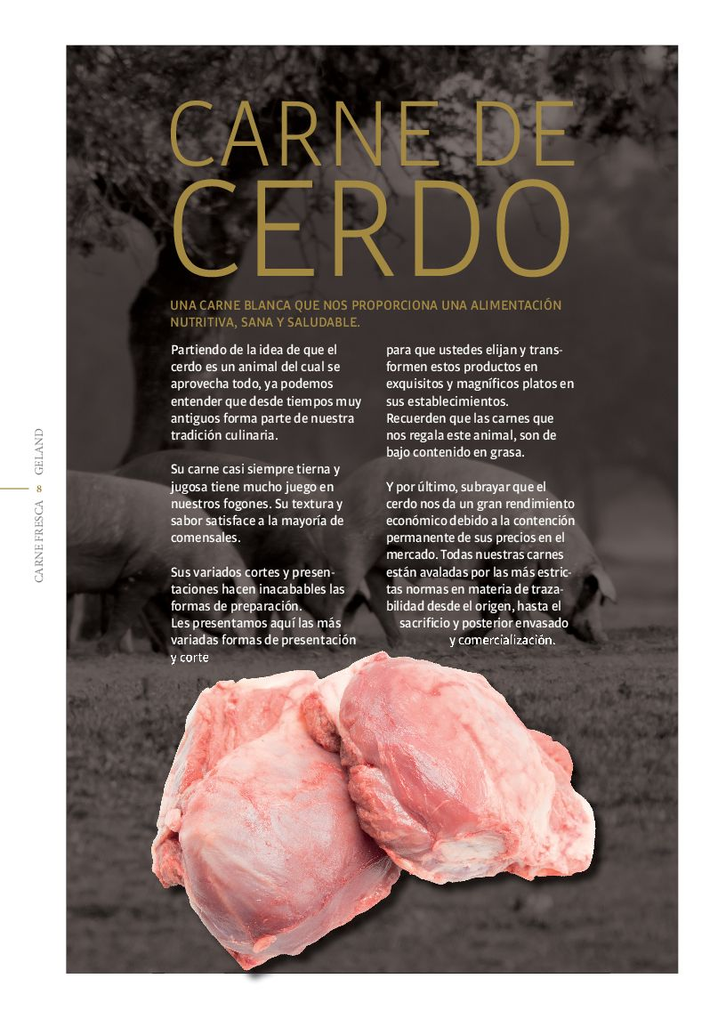 Carne fresca - Pag. 008