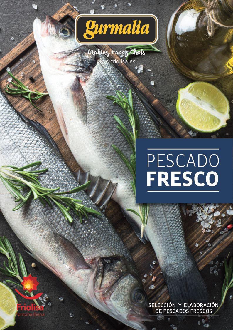 Catálogo Pescado Fresco  - Pag. 001