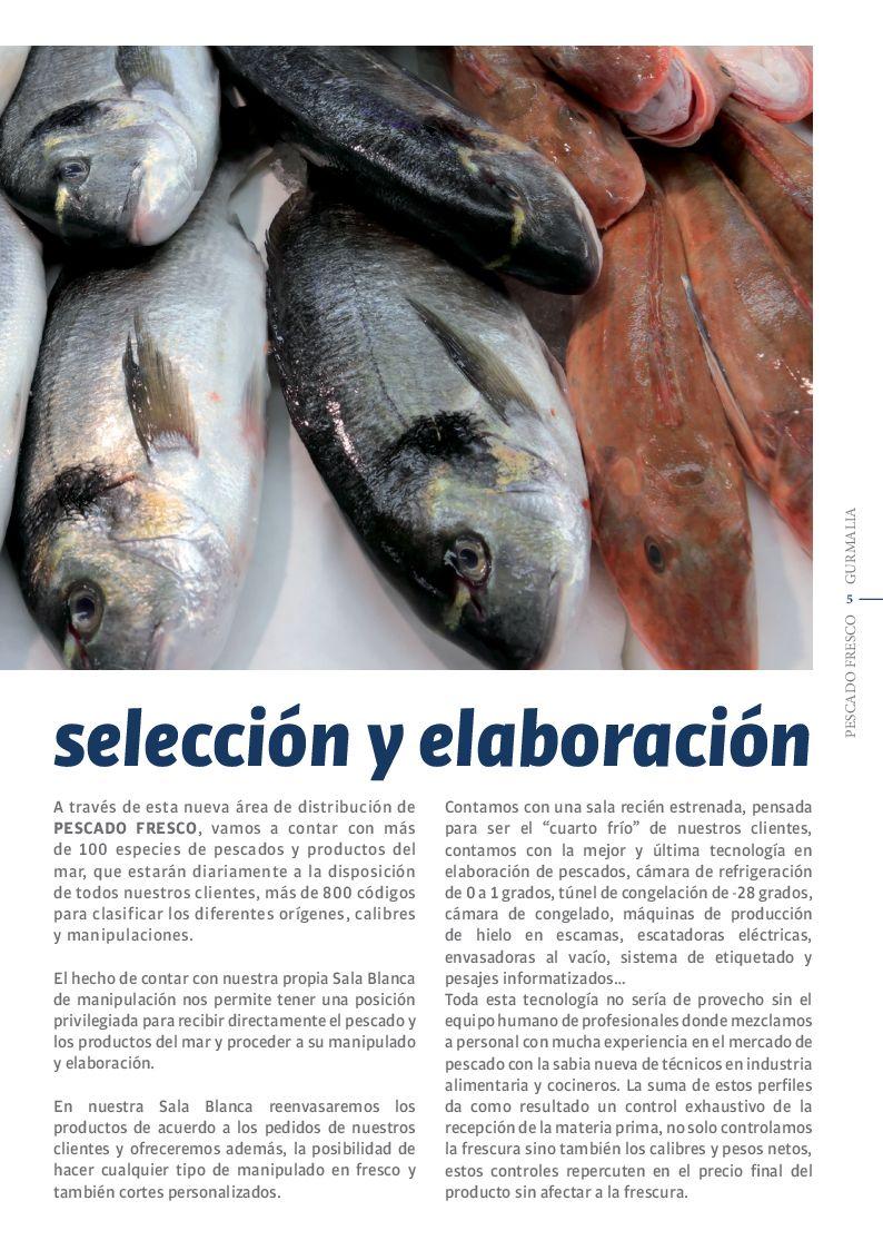 Catálogo Pescado Fresco  - Pag. 005