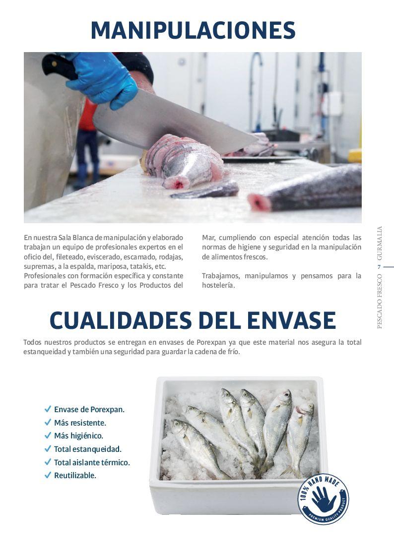 Catálogo Pescado Fresco  - Pag. 007