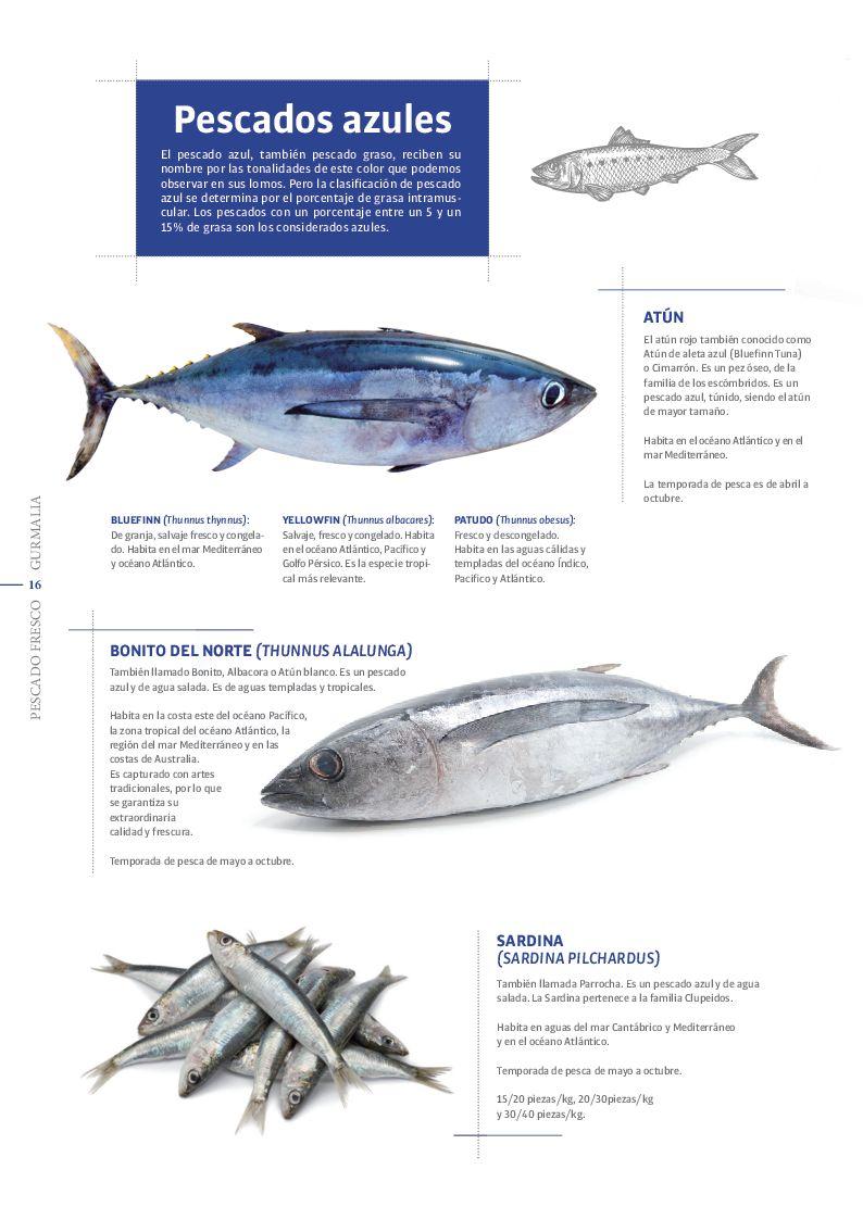Catálogo Pescado Fresco  - Pag. 016