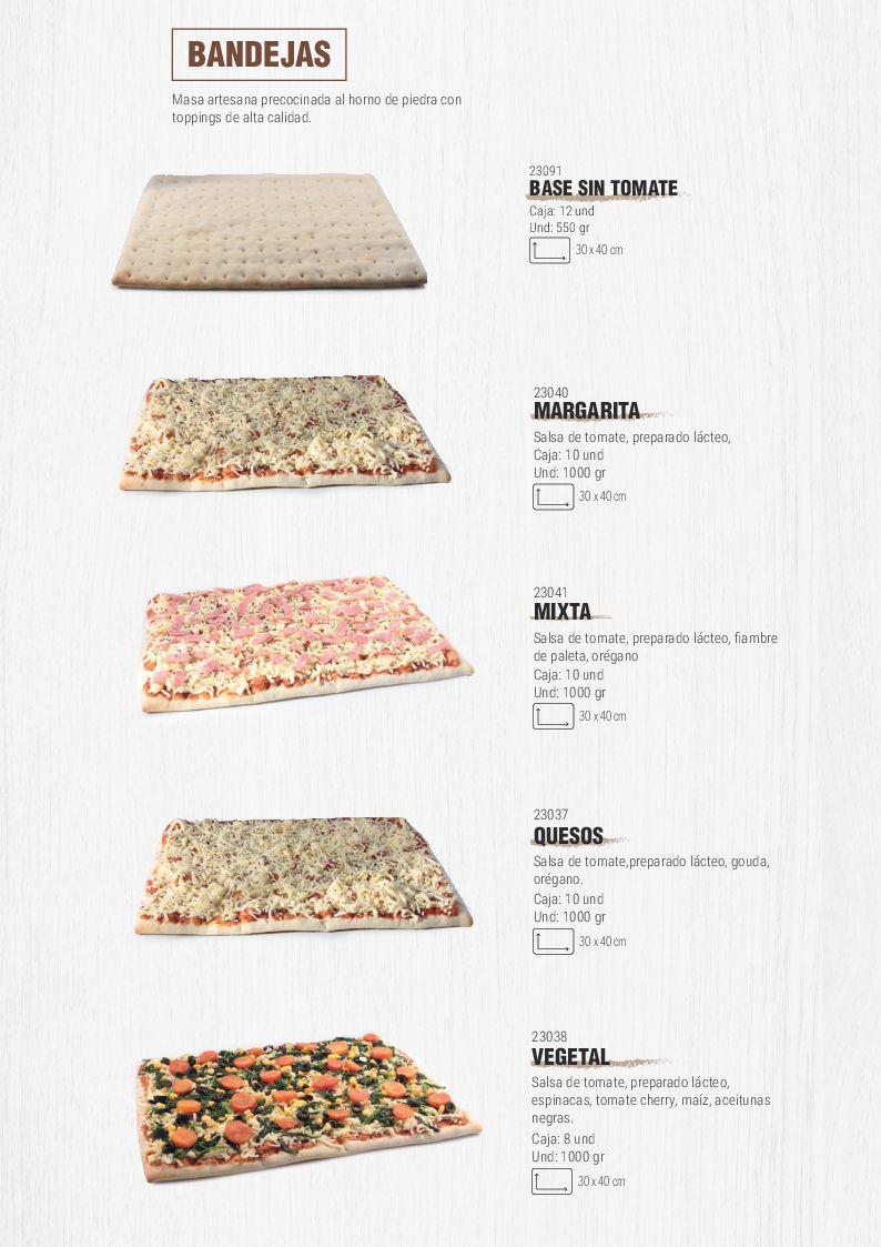 Catálogo Pizzas - Pag. 002