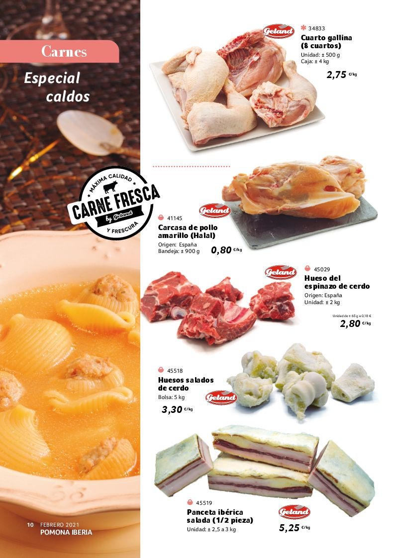 Catálogo Febrero  - Pag. 010