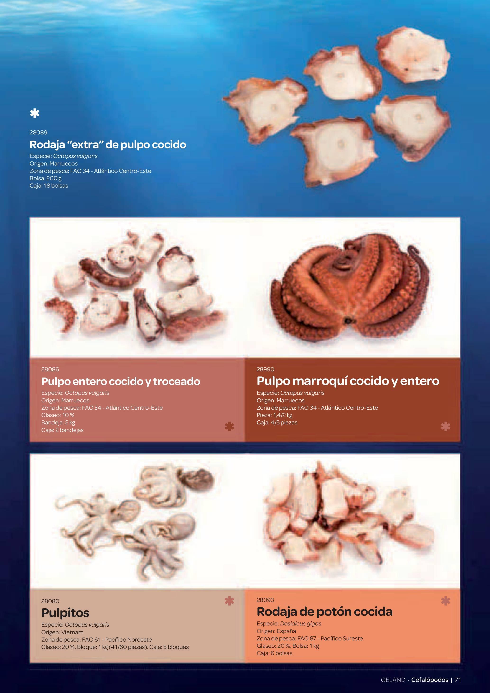 Gamma Productes del Mar - Pàg. 071
