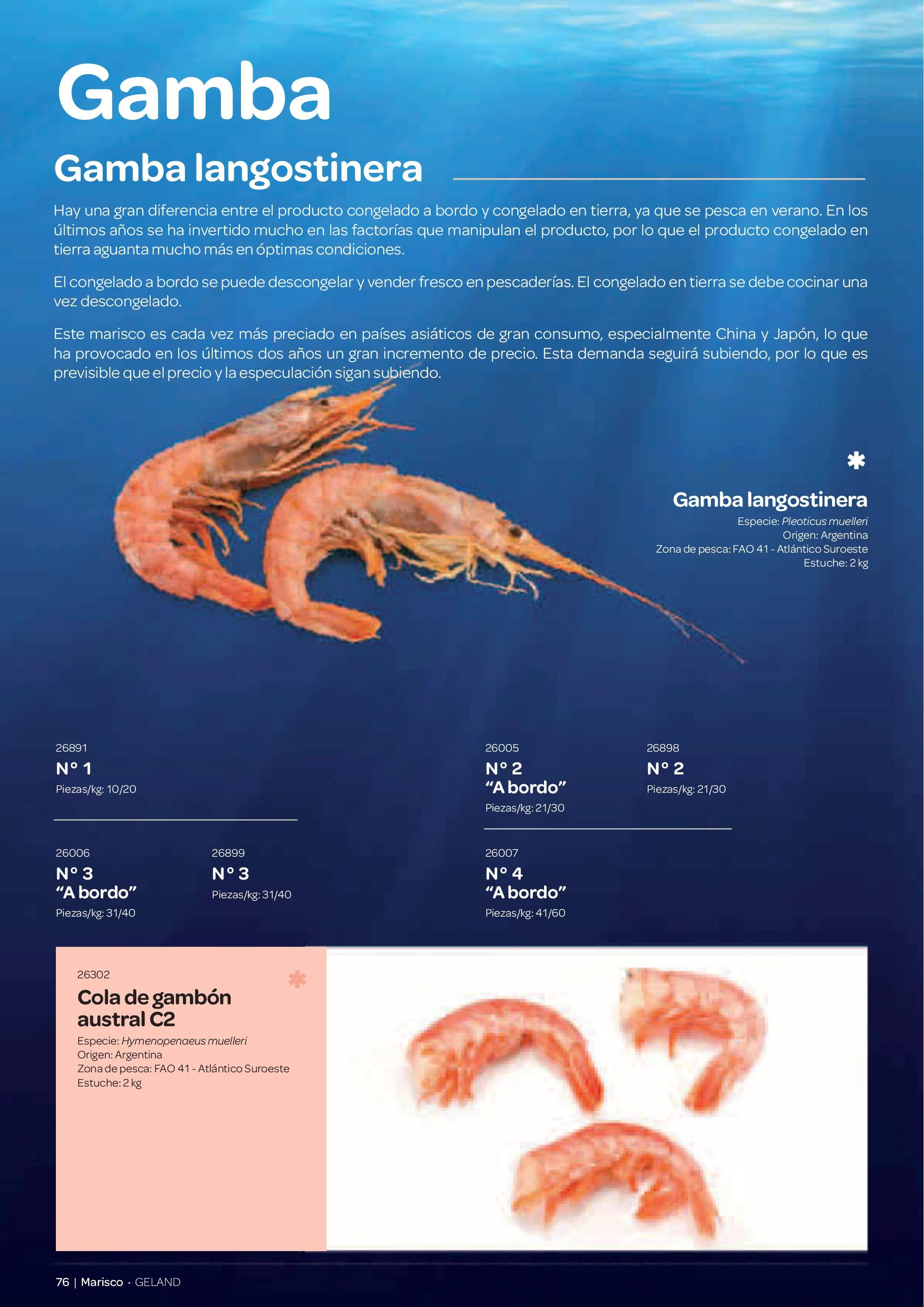 Gamma Productes del Mar - Pàg. 076